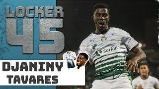 COSAS DE DJANINY TAVARES  LOCKER 45