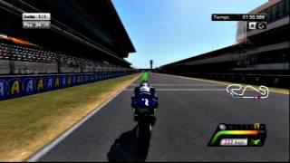 Gameplay Moto gp 13 ps3