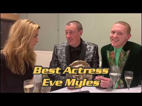 BAFTA Cymru s with Ioan Gruffudd, Gareth Thomas, Eve Myles & Jack Rowan
