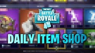 FORTNITE SHOP LIVESTREAM! With watch and date! Hype On Skins!!!!