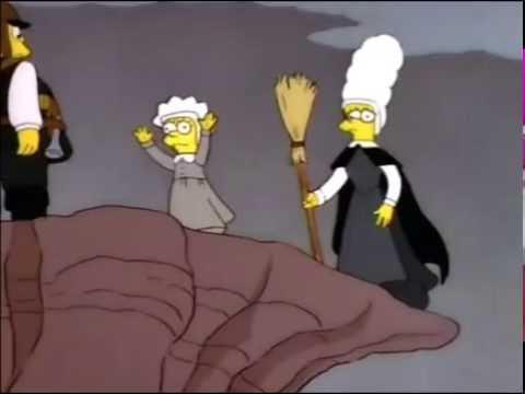 Marge es una Bruja (Parte 1 de 2) Los Simpson