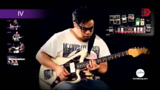 Hillsong Live - Children Of The Light - Rhythm Guitar