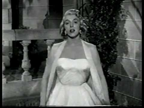 "Rosemary Clooney sings ""Why Fight the Feeling"""