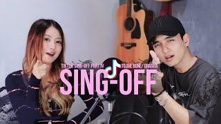 SING-OFF TIKTOK SONGS Part IV (Gratata, To The Bone, Bruno Mars) vs Mirriam Eka