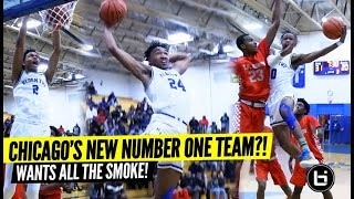 CHICAGO'S #1 RANKED TEAM WANTS ALL THE SMOKE! Five D1 Seniors! Bloom Season Opener Highlights!