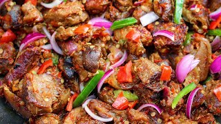 ASUN RECIPE - SPICY ROASTED GOAT MEAT