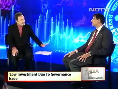 Raghuram Rajan to NDTV's Prannoy Roy   Full Interview