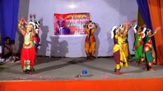 Classical dance shivadam shivanamam