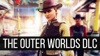 Obsidian Announces that The Outer Worlds DLC is On The Way