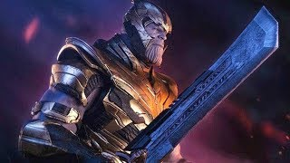 LEAKED NEW Thanos Weapon! (NOT A SWORD) AVENGERS ENDGAME