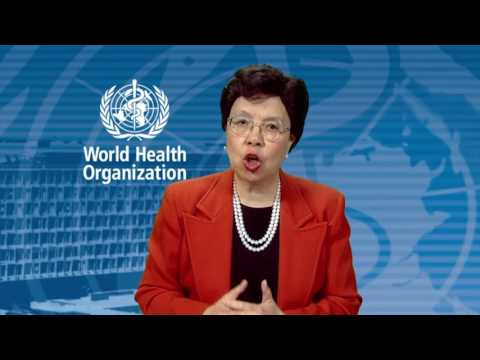 Welcome speech by Dr Margaret Chan - Director-General World Health Organization (WHO)