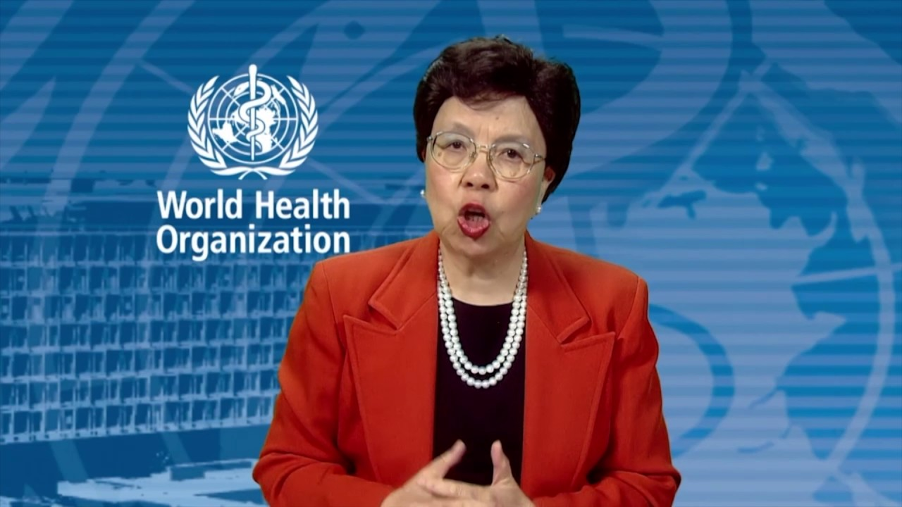Welcome speech by Dr Margaret Chan - Director-General World Health ...