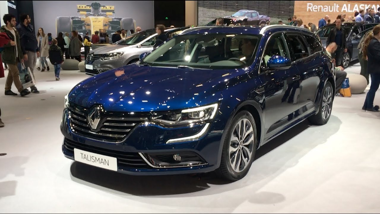 renault talisman grandtour 2018 in detail review walkaround interior exterior youtube. Black Bedroom Furniture Sets. Home Design Ideas