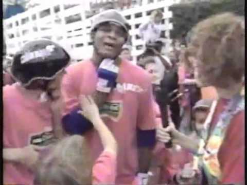 Christopher Pettiet  Sega Star Kid Challenge 1992