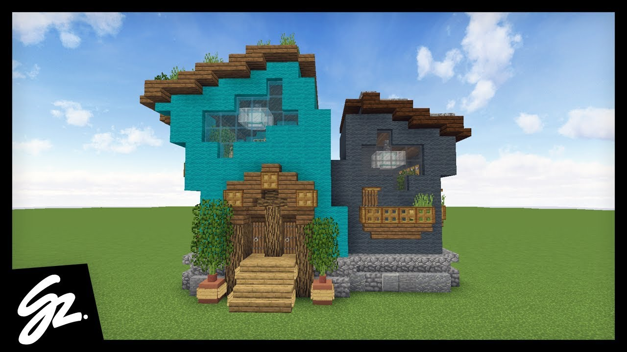 How To Build Amazing Houses On Minecraft