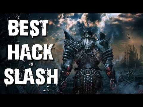 Top 10 New Best Hack and Slash Android Games 2017
