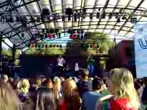 Ung08 Live - Red-I Reggaeton, Raggaton
