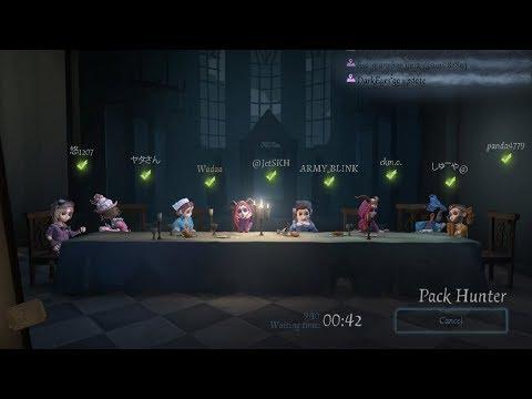 Identity V New Mode Duo Hunter Gameplay: 2 Hunters VS 8 Survivors