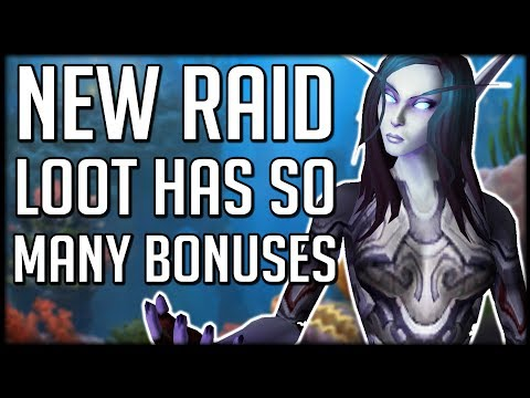 SO MANY EFFECTS - Can The New Raid Gear Replace Set Bonuses? | WoW BfA News