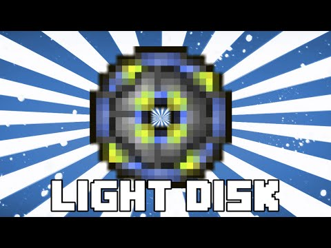 Terraria: How To Craft: Light Disk Review