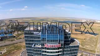 Marriott Hotel Astana(Аренда и продажа летающих камер. Наш сайт www.zumdex.kz Компания ZUMDEX оказывает услуги аэрофото/видеосъемок по..., 2014-06-01T16:40:12.000Z)