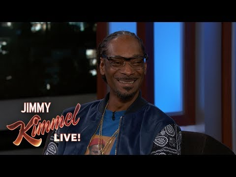 Snoop Dogg Reveals