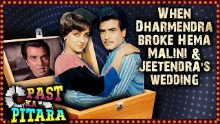 Jeetendra, Hema Malini And Dharmendra Love Triangle | Past Ka Pitara