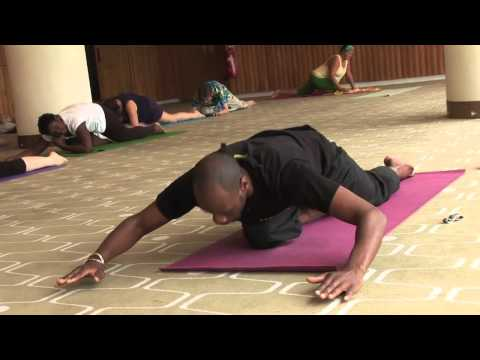 Afrikan Yoga @ The Southbank Centre