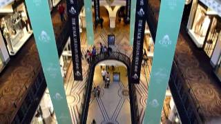 This Video Previously Contained A Copyrighted Audio Track. Due To A Claim By A Copyright Holder, The Audio Track Has Been Muted.     Town Hall Queen Victoria Building—discovering Sydney (4) 720p Hd