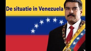 Onrust duurt voort: Wat is er aan de hand in Venezuela?
