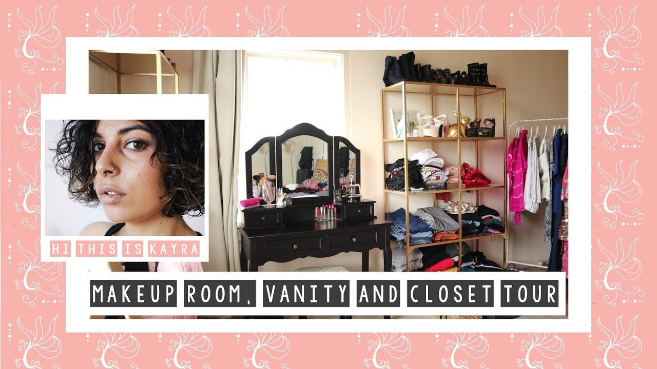 Download Makeup Room, Vanity and Closet Tour! (2019 Baroque Edition)