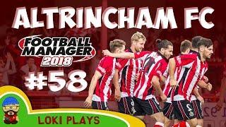 Fm18 - altrincham fc - ep58 -  playoffs!!  vanarama national league - football manager 2018