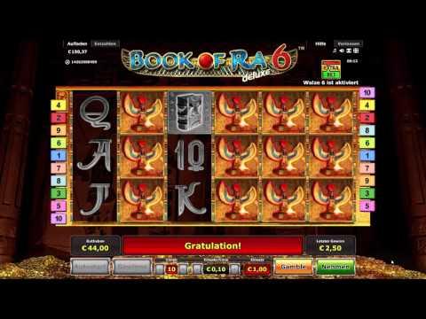 Book of Ra 6 im Paypal Casino
