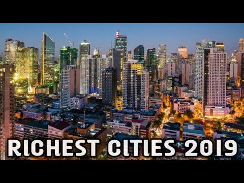 Top 10 Richest Cities In The Philippines 2020