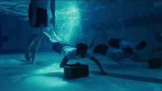 Обучение долго задерживать дыхание ... отрывок из фильма (Спасатель/The Guardian)2006