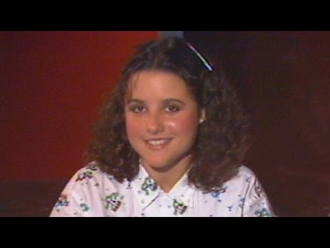 FLASHBACK: Julia LouisDreyfus Performs With Her Improv Group in '82