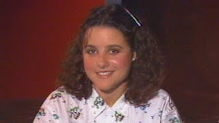 FLASHBACK: Julia Louis-Dreyfus Performs With Her Improv Group in '82
