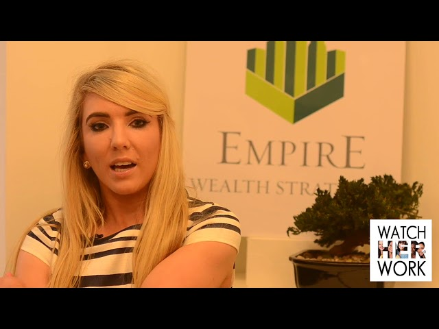 Money: Find A Happy Medium With Your Partner, Claire Gallagher | WatchHerWorkTV