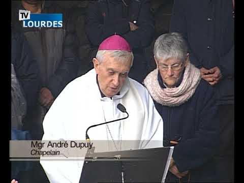 Chapelet de Lourdes du dimanche 18 mars 2018