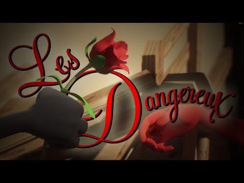 """Les Dangereux: A Ninja Love Story"" - CGI 3D Animated Short Film"
