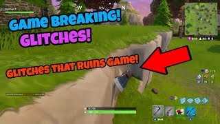 Fortnite Battle Royale Glitches (Top 5) after Christmas update PS4/Xbox one