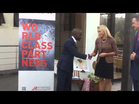 National Energy Globe Award Winner Uganda 2014 MCSFprojects