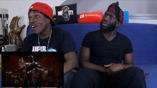 Mortal Kombat 11 | Official Noob Saibot Reveal Reaction