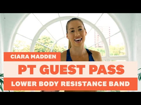 Try These Resistance Band Exercises for Legs and Lower Body Burn