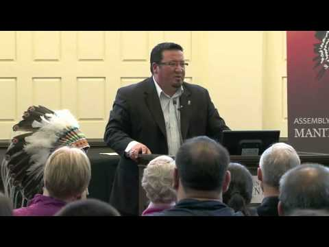 Realizing First Nations Treaty Rights - A lecture by Grand Chief Derek Nepinak Part 3 of 3