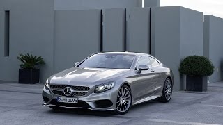 2015 Mercedes-Benz S-Class S500 4MATIC Coupe Review Interior and Exterior