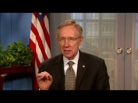 Reid Discusses Nevada Getting the Most Housing Assistance Funding Per Capita