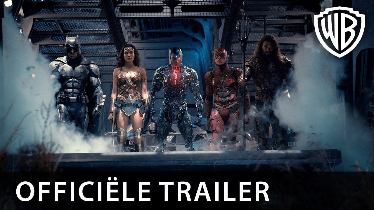 Justice League | Officiële trailer 1 NL ondertiteld | 16 november in de bioscoop