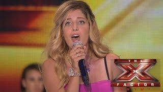 ישראל X Factor -מאיה אמה שרקי גבאי - Nothing Compares To You
