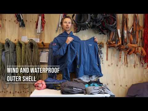 Summer Mountaineering Equipment - Aspiring Guides New Zealand